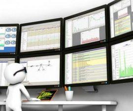 Monitorizare server